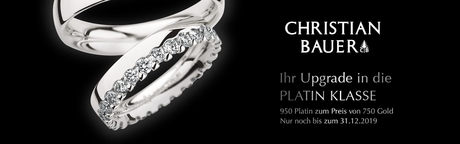 Platin-Trauringe zum Preis von Gold bei Trauringjuwelier Mommen am Neumarkt in Köln