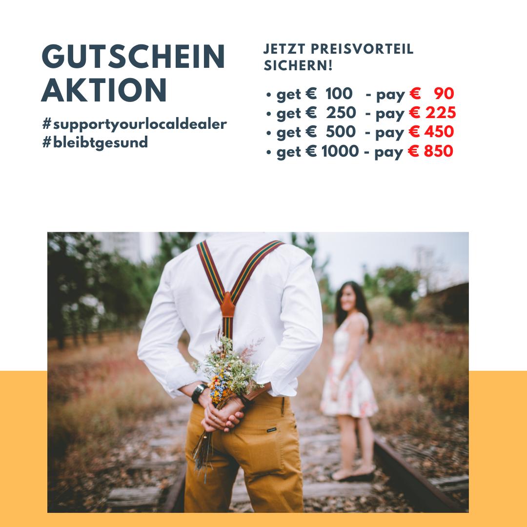 Gutschein von Juwelier Mommen in Köln